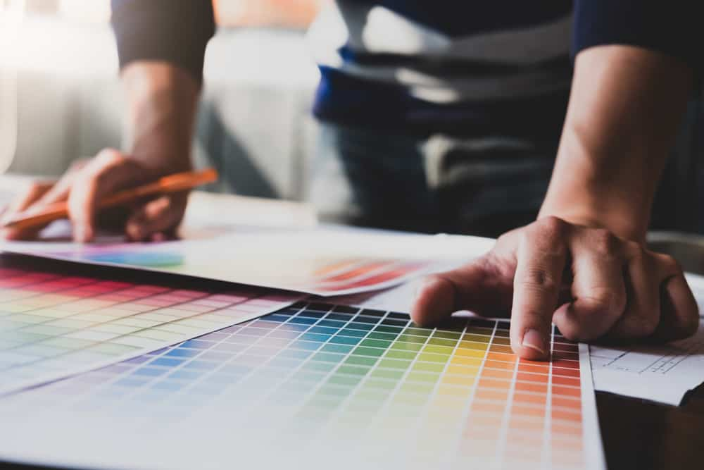 Corporate,Designer,Graphic,Creative,Creativity,Concept,,man,Using,Pen,To